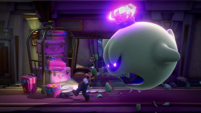 Tips and Tricks For Beginning Ghost Hunters Braving Luigi's Mansion 3