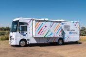 UCLA now has the first zero-emission, all-electric mobile surgical instrument lab