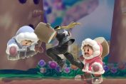 Video: Smash Bros. Ultimate Glitch Freezes Terry And One Of The Ice Climbers In Time