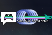 Xbox Insider Release Notes – Alpha Skip Ahead Ring (2004.191104-1945)