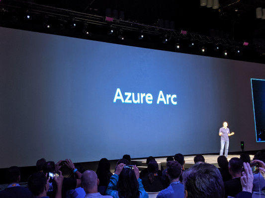 You can now use Azure to manage resources anywhere, including on AWS and Google Cloud