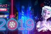 Celebrate the Best of 2019 with It's Quiz Time's End of the Year Update