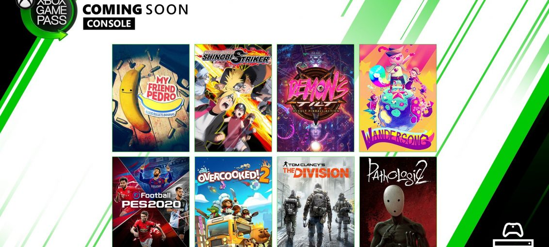 Coming Soon to Xbox Game Pass for Console: Halo: Reach, Tom Clancy's The Division, and Many More