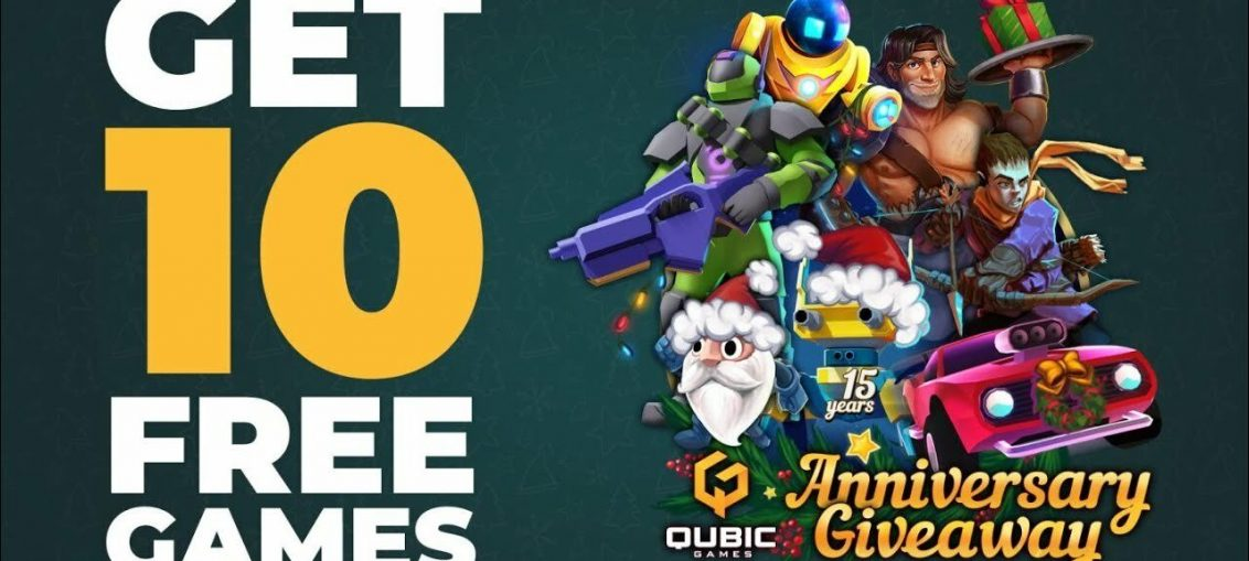 Exclusive: QubicGames Reveals The Big Finale For Its 10-Game Nintendo Switch Free Giveaway