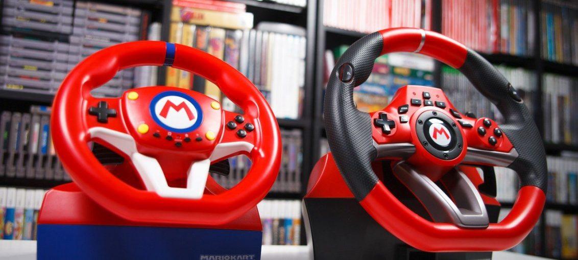 Hardware Review: Race Away With Mario Kart Pro Mini & Deluxe Racing Wheels