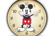 Here's a Mickey Mouse version of Amazon's Echo Wall Clock