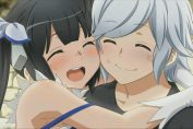 Is It Wrong To Try To Pick Up Girls In A Dungeon? Scores 2020 Western Switch Release