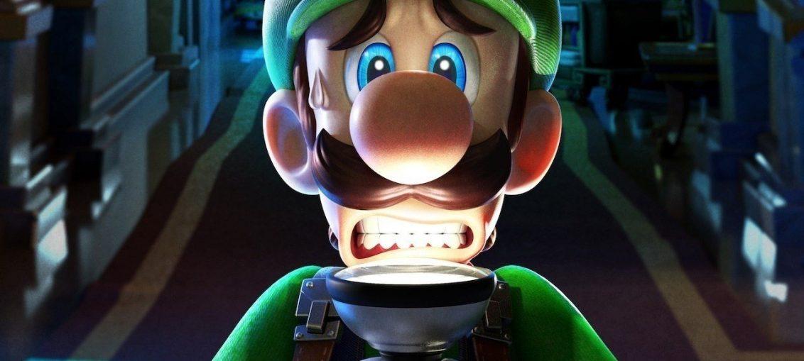 Luigi's Mansion 3 Wins Best Family Game Of 2019