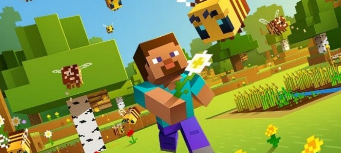 Mojang's Buzzy Bees Update Is Now Live In Minecraft