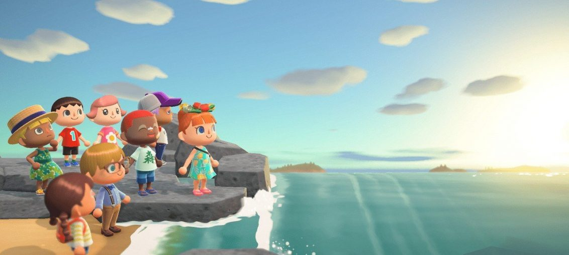 New Animal Crossing: New Horizons Screenshots Reveal More Series-First Customisation Options