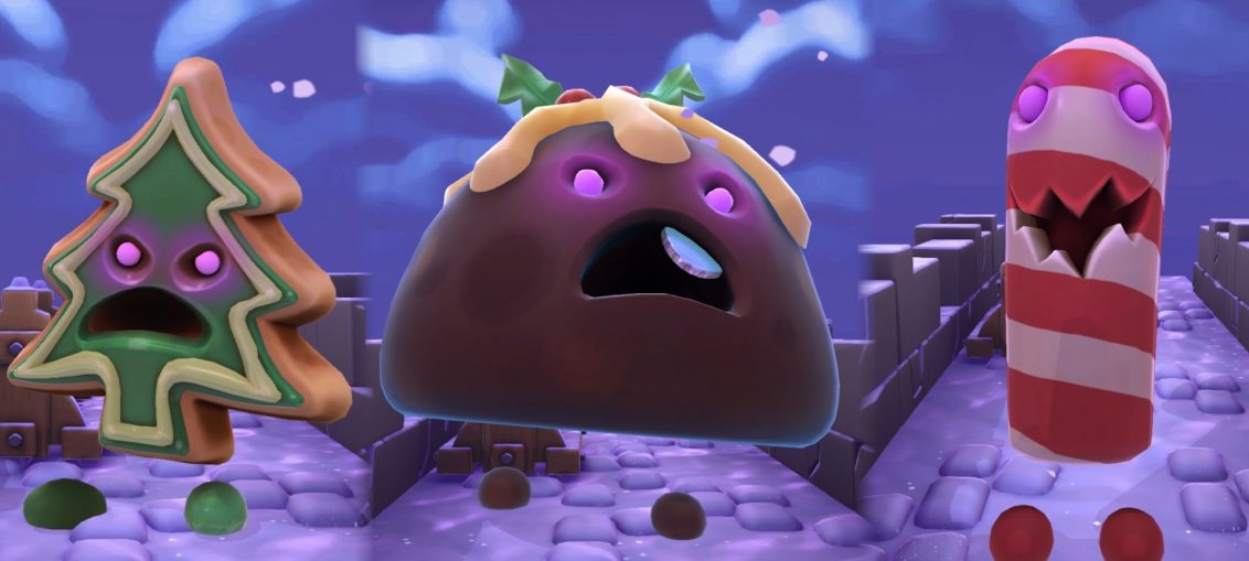Overcooked! 2 – Winter Wonderland Update Available Today on Xbox One