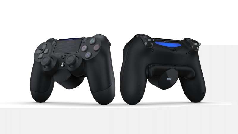 PlayStation Announces DualShock 4 Back Button Attachment