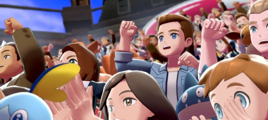 Pokémon Sword And Shield's Online Features Will Be Down For Maintenance This Week