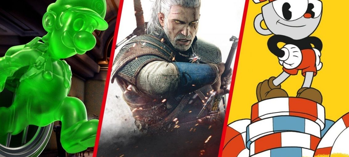 Poll: Nintendo Switch Game Of The Year - Rate Your Favourite Switch Games Of 2019