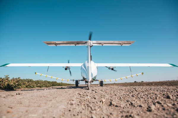 Pyka and its autonomous, electric crop-spraying drone land $11M seed round