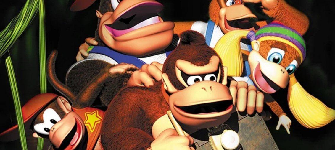 "Rare Devs Forgot To Remove ""Realistic Shotgun"" From Donkey Kong 64 Before Showing Miyamoto"