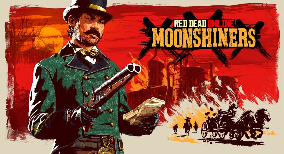 Read Dead Online: Moonshiners Now Available on Xbox One