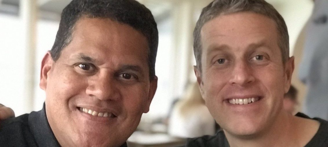 Reggie Is Returning To The Game Awards As A Presenter