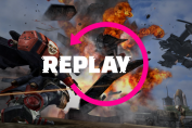 Replay – Metal Wolf Chaos XD