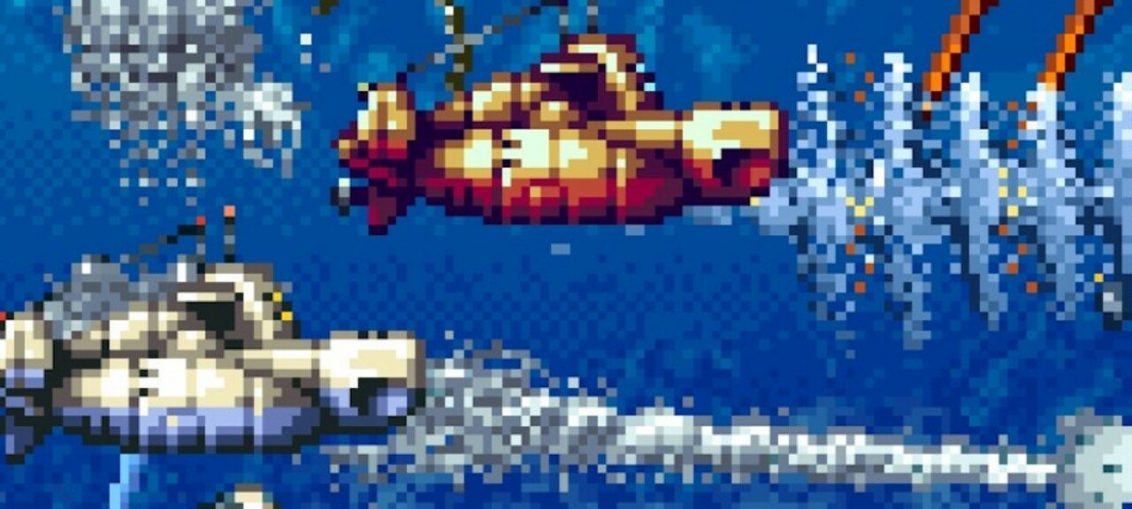 Review: Arcade Archives In The Hunt - One Of The Most Unique Shmups You'll Ever Play