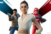 Rey, Finn & Sith Trooper Outfits Are Now Available For Purchase In Fortnite