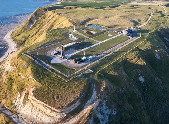 Rocket Lab to open a third launch pad — its second in New Zealand