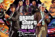 Rockstar Releases The Diamond Casino Heist For GTA V Online