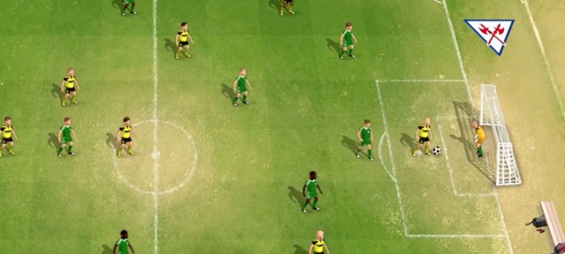 Soccer, Tactics & Glory Brings A Turn-Based Take On The Beautiful Game To Switch
