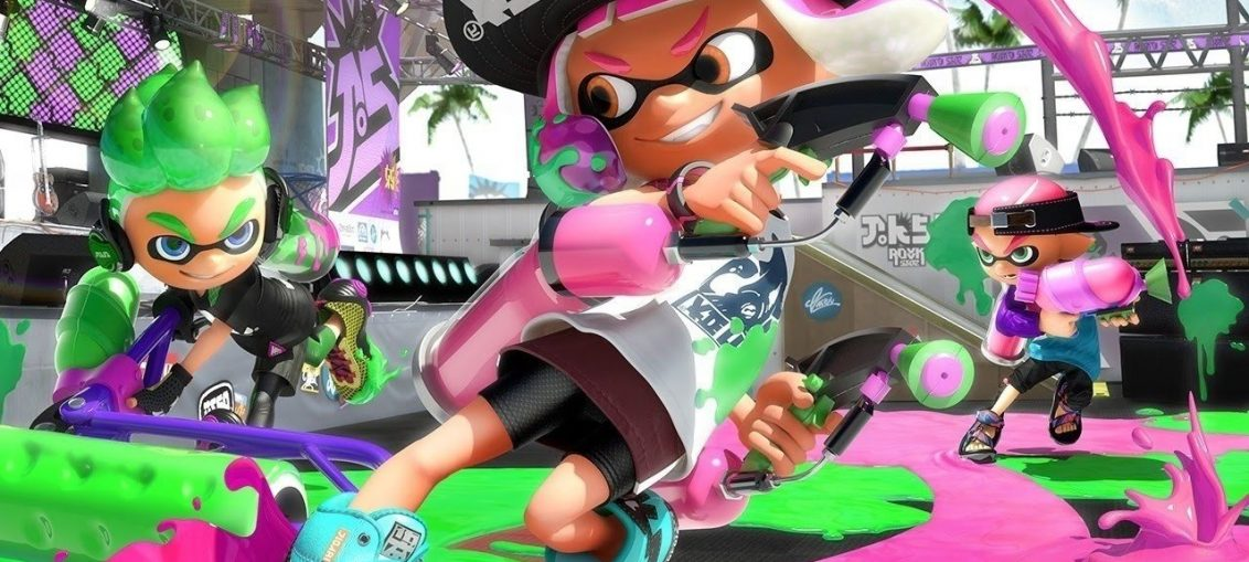 Splatoon 2 Version 5.1.0 Arrives Early Next Month