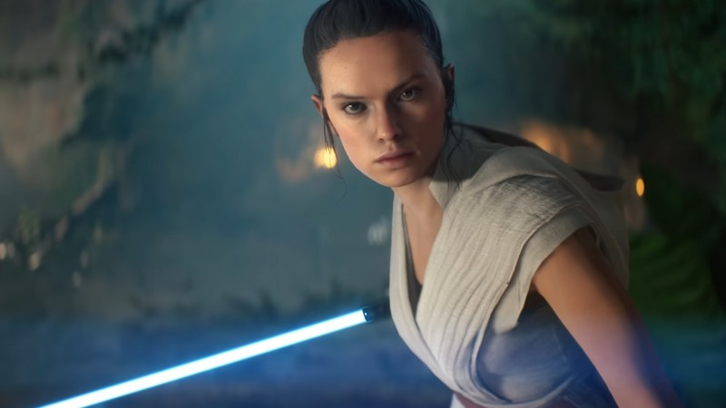 Take A Look At The Rise Of Skywalker In Star Wars Battlefront II
