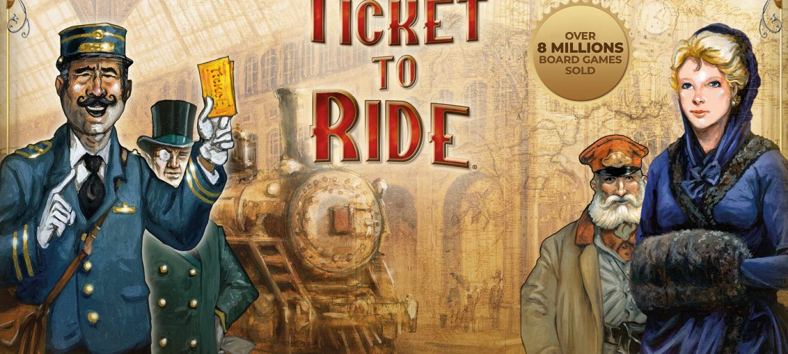 Take a Holiday Trip with Ticket to Ride on Xbox One