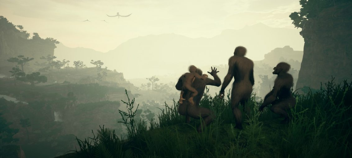 Take on Your Own Evolutionary Journey in Ancestors: The Humankind Odyssey, Available Now on Xbox One