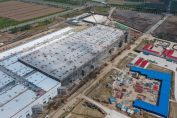 Tesla lands $1.4 billion from Chinese banks to build out its Shanghai gigafactory