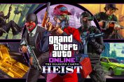 The Diamond Casino Heist is Now Available in GTA Online on Xbox One