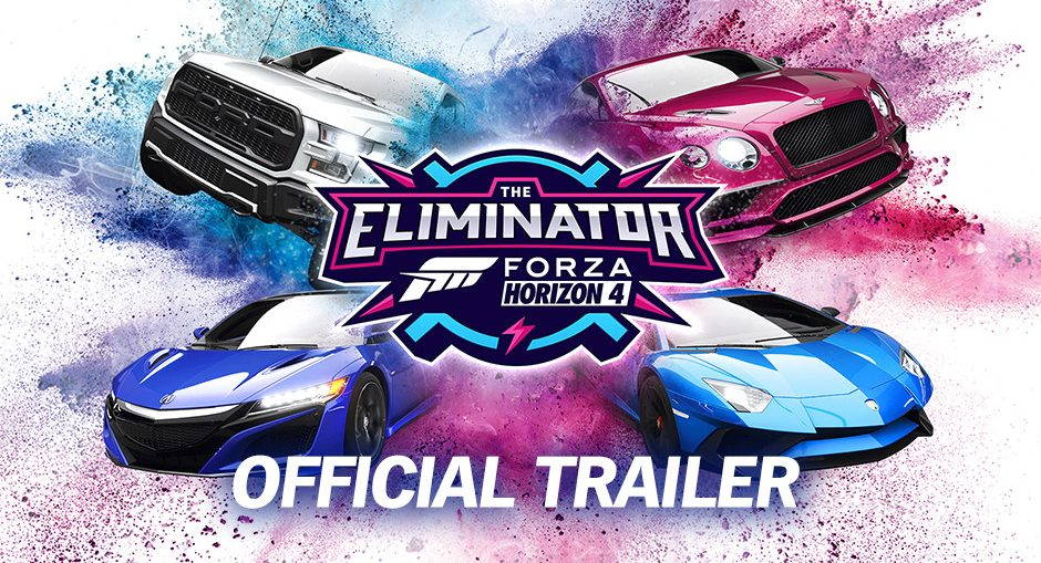 The Eliminator Brings Battle Royale Inspired Racing to Forza Horizon 4, Free for All Players Today!