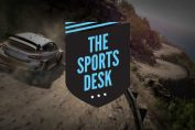 The Sports Desk – Tackling A New Stage With WRC 8