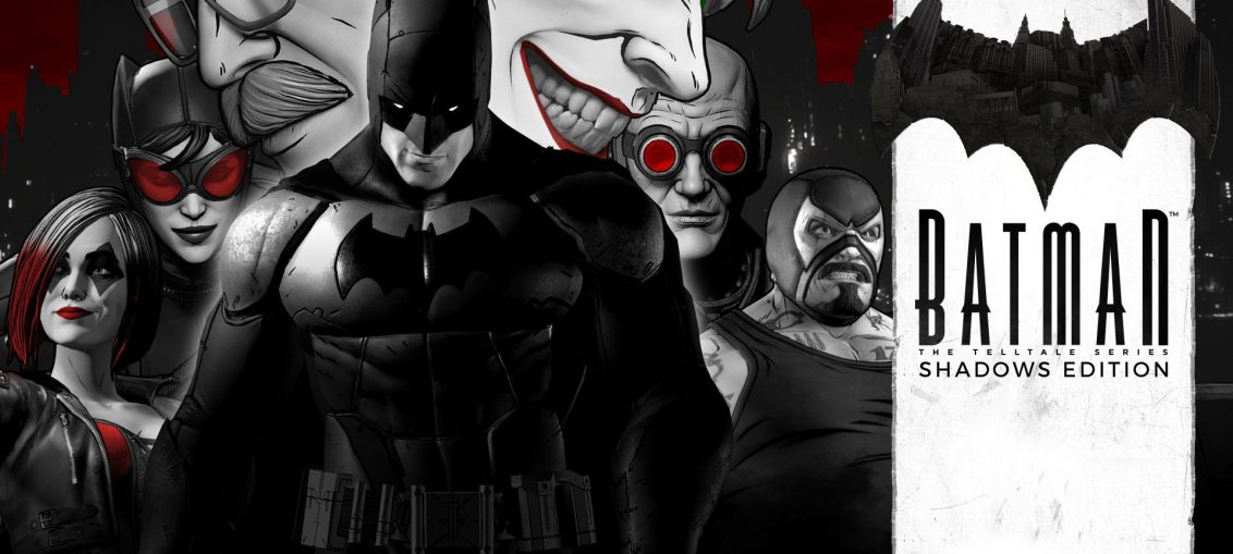 The Telltale Batman Shadows Edition is Available Now on Xbox One