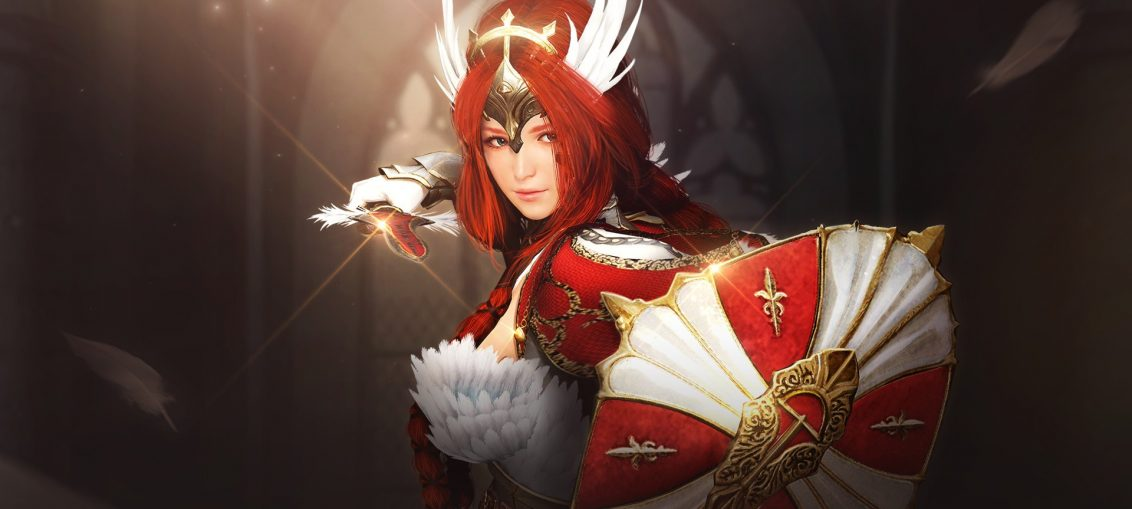 The Valkyrie Rides into Battle in Black Desert on Xbox One