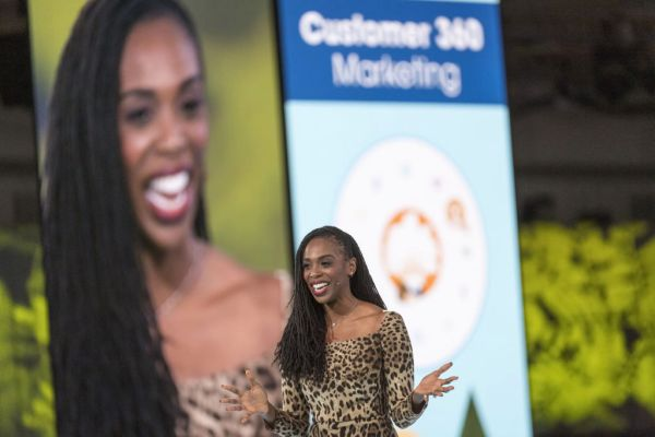 The tech of giving back: An interview with Salesforce's Chief Philanthropy Officer
