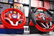 Video: Another Look At Nintendo Switch's Officially Licensed Mario Kart Steering Wheels