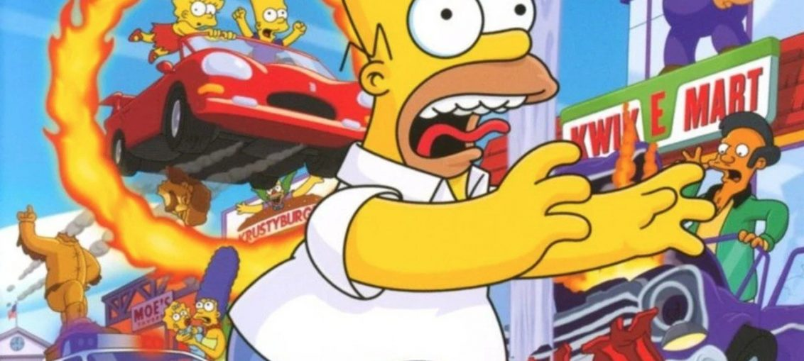 Video: The 'Bigger And Better' Simpsons Hit & Run Sequel We Never Had