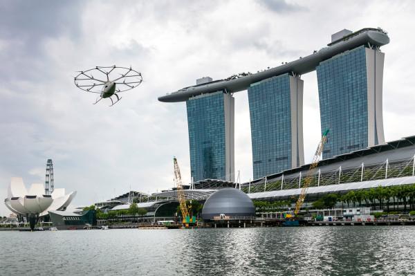 Volocopter awarded key designation by European aviation safety regulator