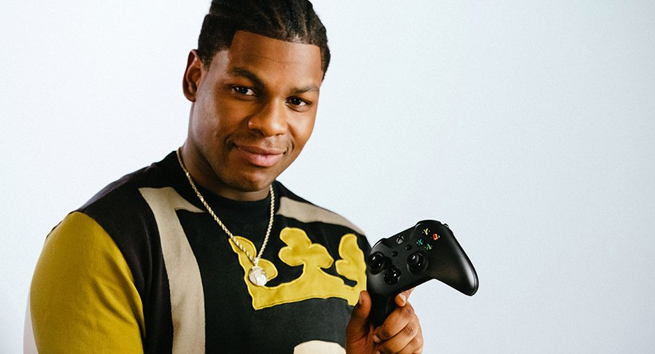 Xbox Sessions: Actor John Boyega Tests His Jedi Skills in Star Wars Jedi: Fallen Order