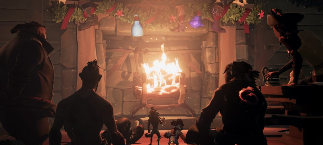 Yo Ho Ho Ho! The Festival of Giving Begins Today in Sea of Thieves