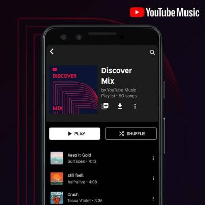 YouTube Music adds three new personalized playlists, including its Spotify Discover Weekly rival