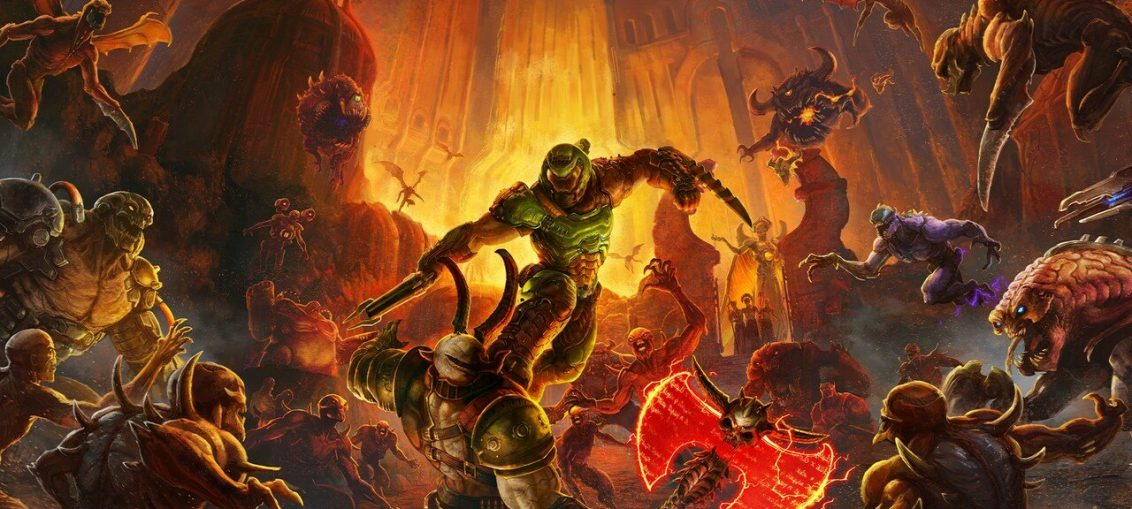 A New DOOM Eternal Trailer Is Headed Our Way Tomorrow