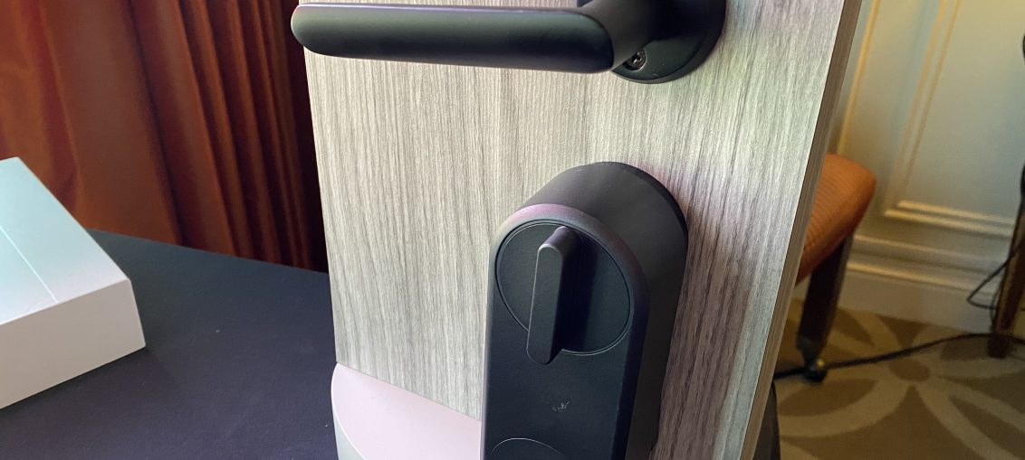 August Home ditches the bridge and Yale launches a smart lock in Europe