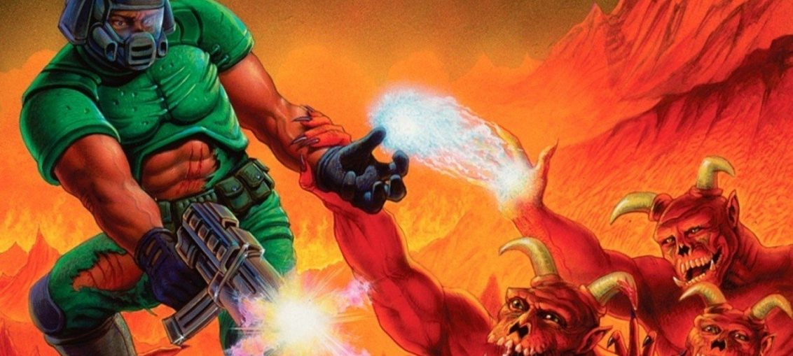 Bethesda's Hellish Add-On Update For DOOM And DOOM II Is Now Available
