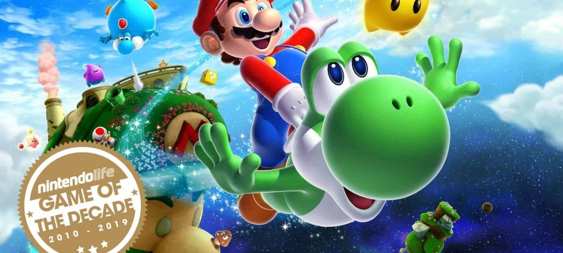 Feature: Game Of The Decade Staff Picks - Super Mario Galaxy 2