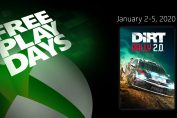 Free Play Days – DiRT Rally 2.0